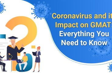 Coronavirus and its Impact on GMAT