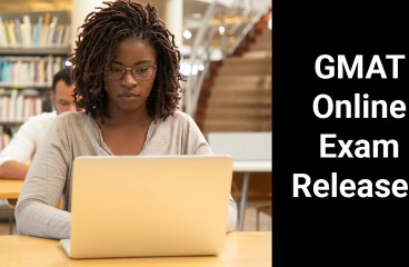 GMAT Online Exam : Details Released