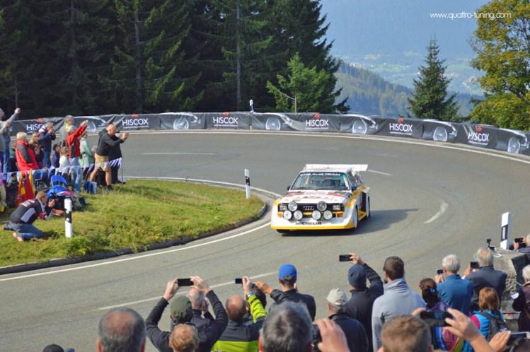 Rossfeld Rennen 2016 - Audi S1, Harald Demuth