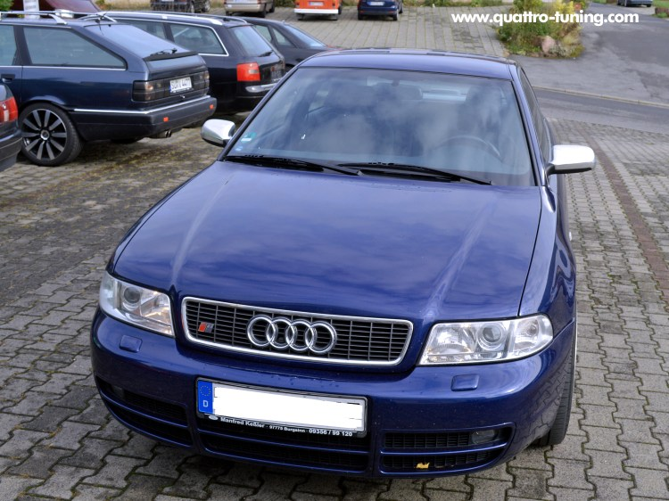 Tuning by gmg - Audi S4 2.7 Biturbo