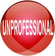 Sign of Unprofessional Translation