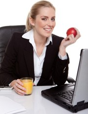 Entrepeneur! Eat Healthy and Stay Focused