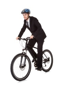 Health Benefits of Cycling to Work
