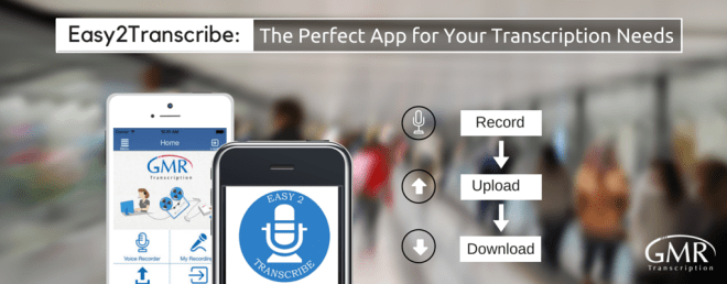 Easy2Transcribe - The Perfect App for Your Transcription Needs