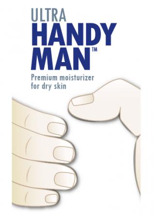 Original proposal for Handy Man branding
