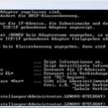 Konsole, DOS-Fenster, Kommandozeile, Eingabeaufforderung oder Terminal 3