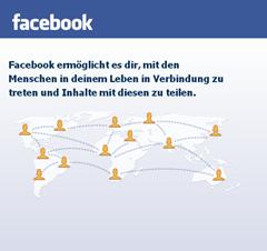 Einen Blog mit Facebook verbinden 1