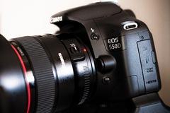 Canon 550D 5