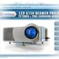 günstiger LED-Beamer bei eBay 1