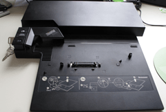 Umbau der großen Andockstation für Thinkpads 6