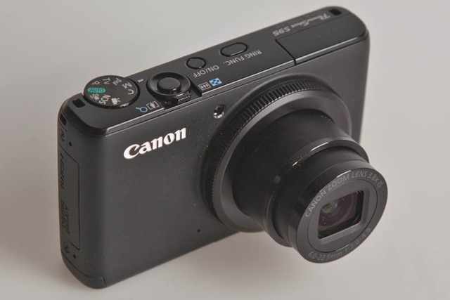 Die Firmware-Version bei einer PowerShot-Kamera herausfinden 1