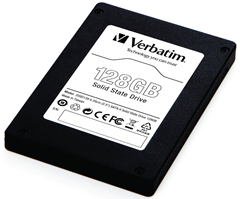 Verbatim SSD - Quelle: http://www.verbatim.de/de_7/product_2-5-sata-ii-ssd-internal---128gb_9639_0_35840__12769.html
