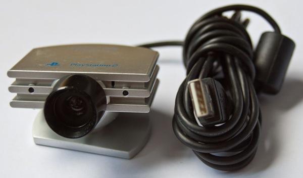 PS2 EyeToy Kamera der 3. Revision