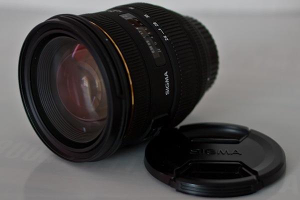 Sigma 24-70mm 1:2.8 EX DG HSM 5