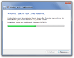Service Pack integrieren/ Modifikationen am Windows Installationsmedium 10
