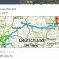 Kostenlose Navigation auf dem iPhone 1