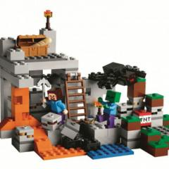 Leaked! Minecraft Lego Set Images