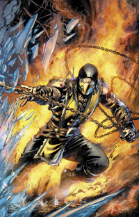 Comic Book Announcement! Mortal Kombat X Serves As Prequel To The Game