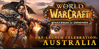 'World of Warcraft: Warlords of Draenor' Pre-Launch Party in Sydney