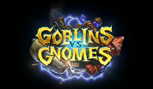 Now Live – Hearthstone Expansion, 'Goblins Vs. Gnomes'