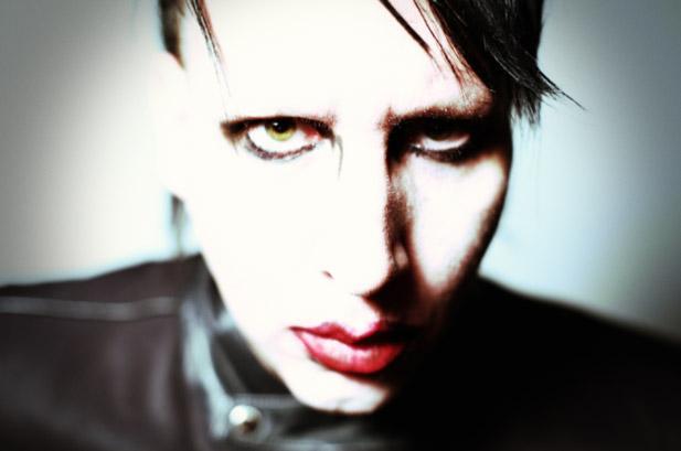 Marilyn Manson Album on PlayStation Discs
