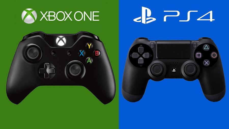 PS4 - Xbox One MCM Comp