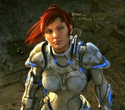 Sarah Kerrigan - StarCraft