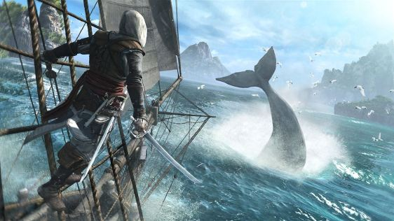 Assassins Creed Black Flag Microsoft Xbox