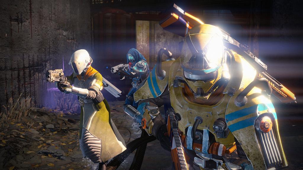 Destiny: The Taken King DLC Announced [E3 Reveal]