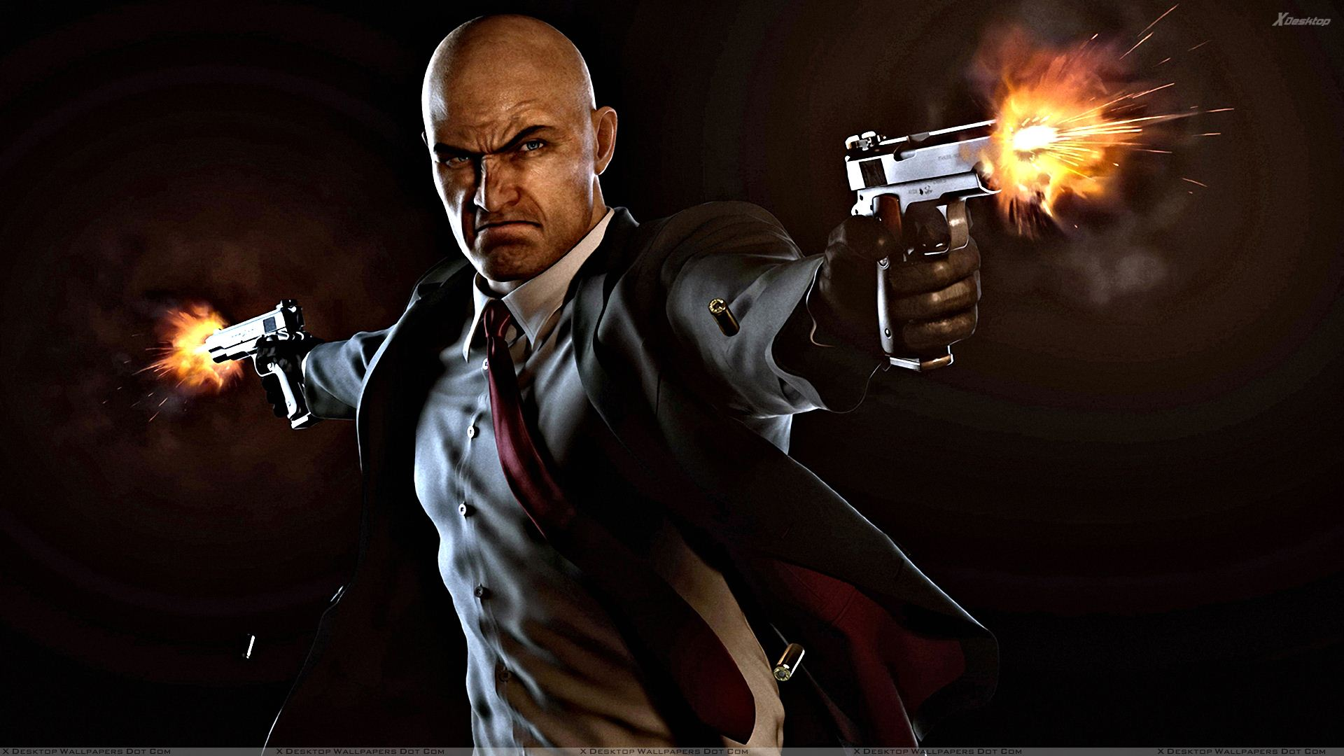 Hitman E3 2015 Announcement