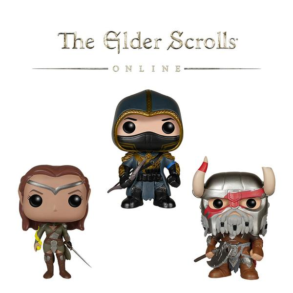 The Elder Scrolls ONline Vinyls