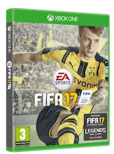 Fifa 17 released on Xbox One and PlayStation 4 from September