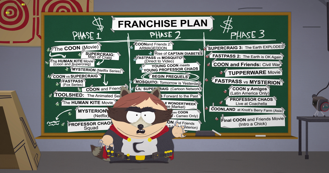 New South Park: The Fractured But Whole Behind the Scenes Video Revealed.