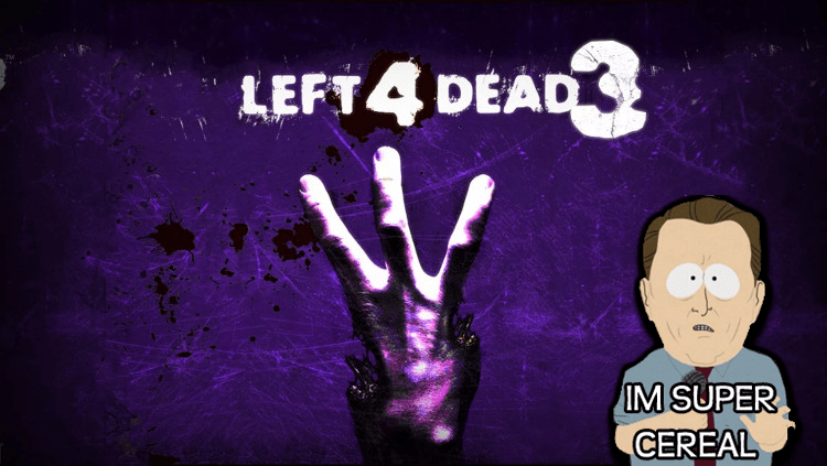 Left 4 Dead 3 Revealed by Valve Employee in Accidental Screenshot