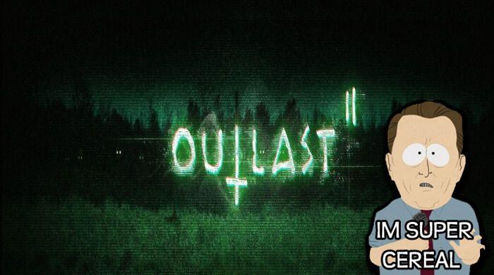Outlast 2 south park edit