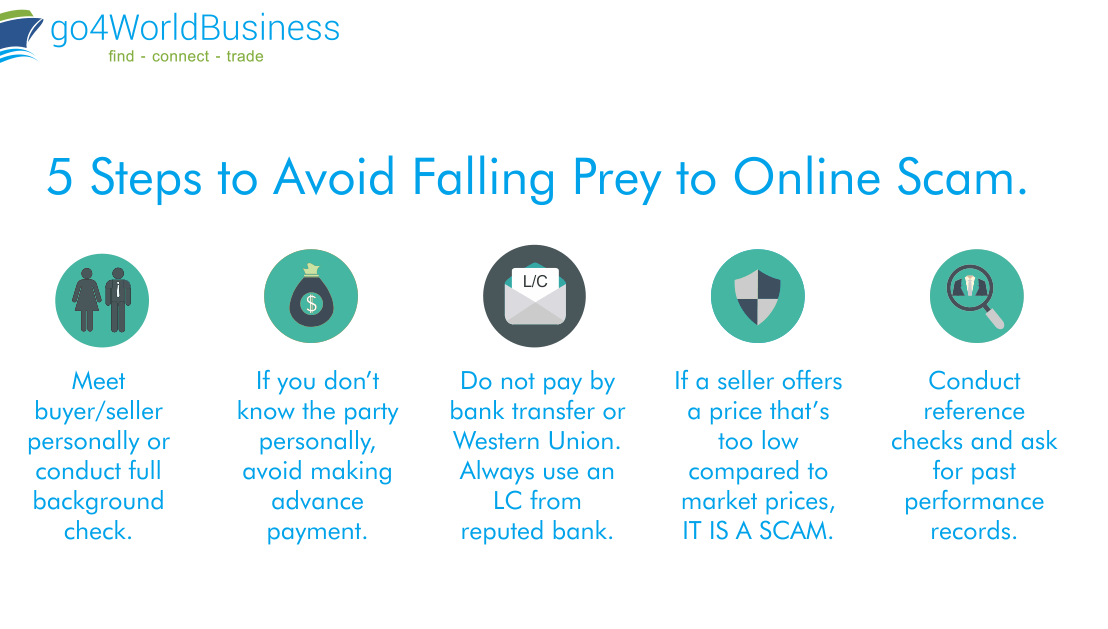 Protect yourself from falling victim to online scams
