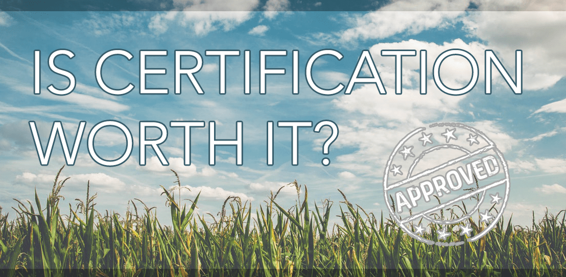 What is Product Certification?