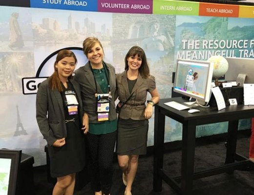 Team GoAbroad at NAFSA