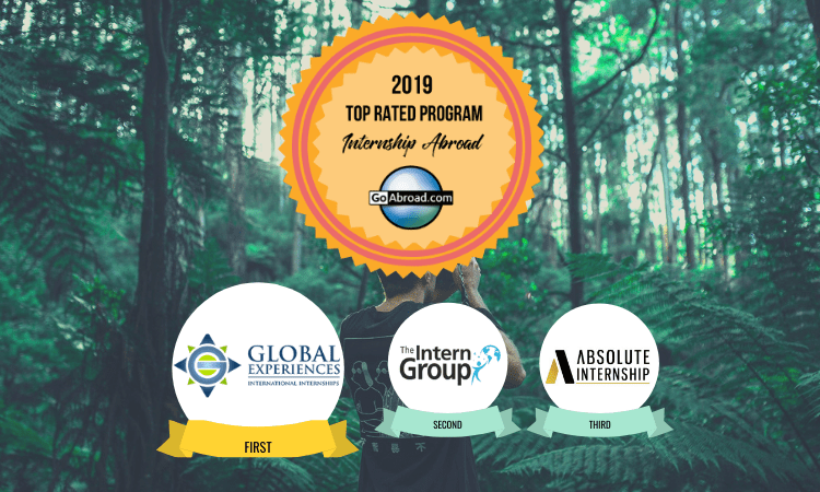 GoAbroad Top Rated Internships 2019