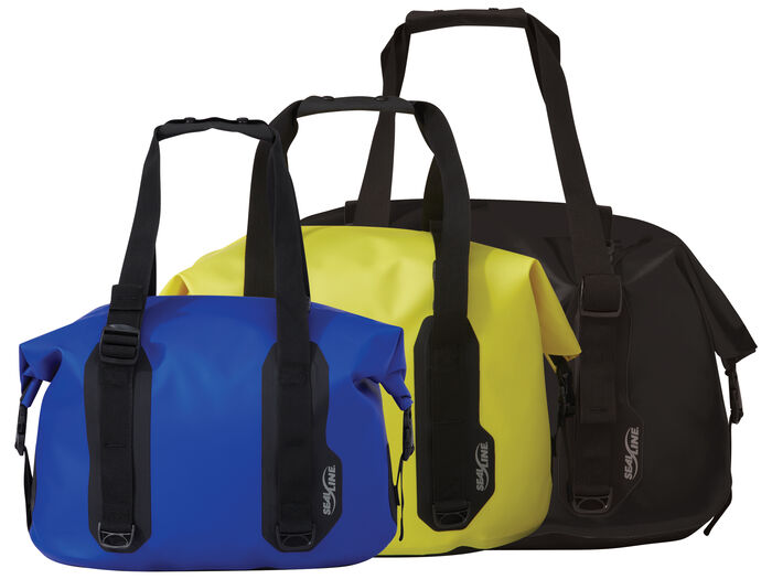 Seal Line Widemouth waterproof duffel.