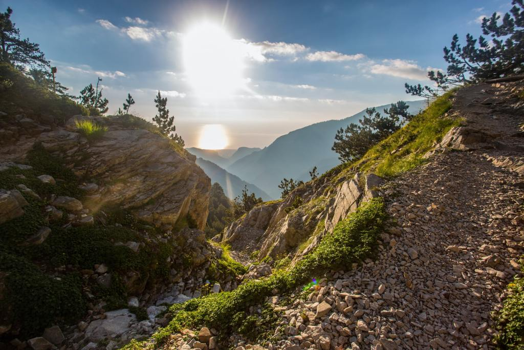Mount Olympus, one of the best hiking trails in Greece
