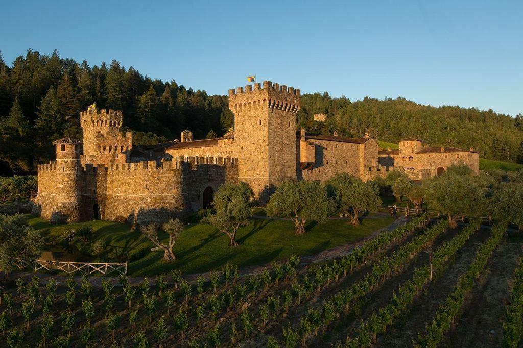 napa valley wine tours