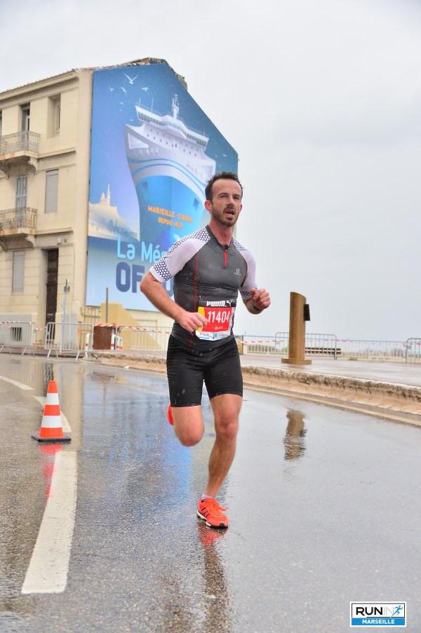 Préparation d'un marathon - les conseils de Julien
