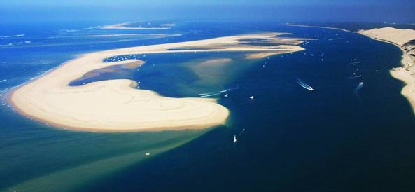 Learn sailing in Arcachon