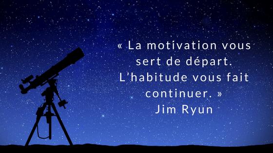 Citation sur la motivation jim ryun comment garder sa motivation