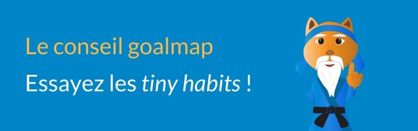 changer son comportement conseil goalmap objectifs