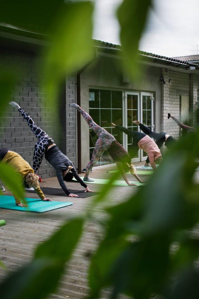 Bienfaits du yoga au travail