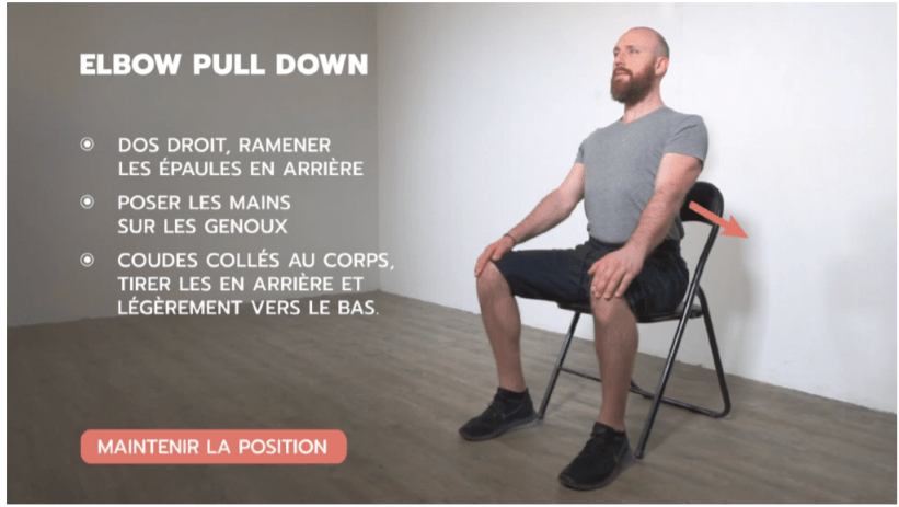 Elbow Pull Down