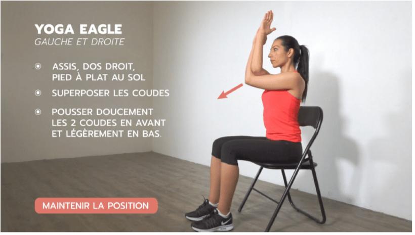 Yoga Eagle