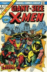 Giant-Size-X-Men-195x300 Sony Pulls Spider-Man, and That's Not So Bad